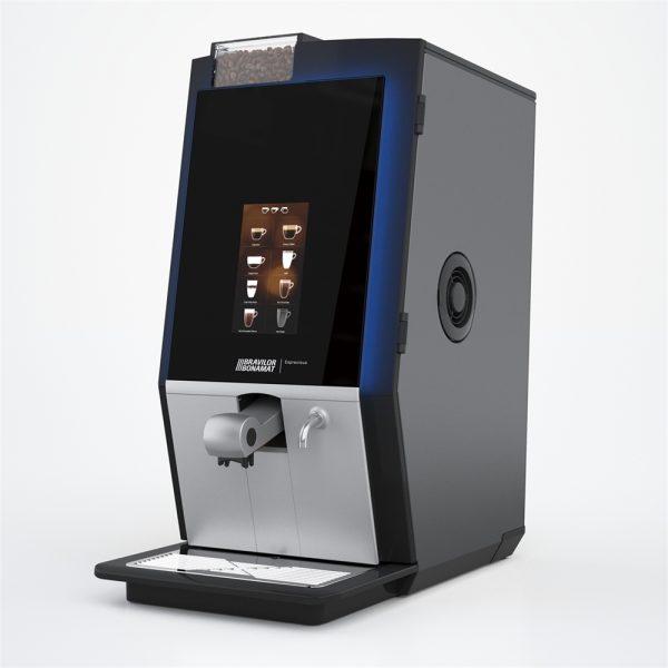Esprecious coffee machine